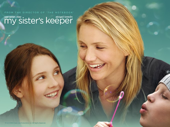 REVIEW FILM: MY SISTER KEEPER