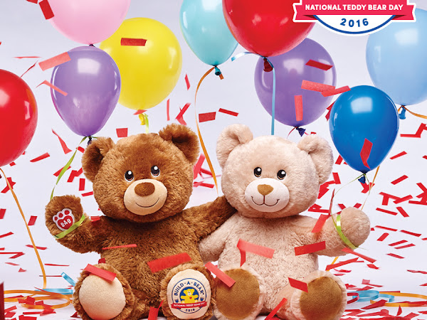 Win £100 Build-A-Bear Workshop Gift Card Giveaway