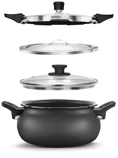 Pigeon by Stovekraft All in One Ceramic Super Cooker