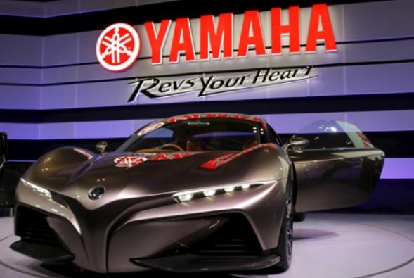 AGEN BOLA - Yamaha Pamerkan Mobil Sport Terbarunya