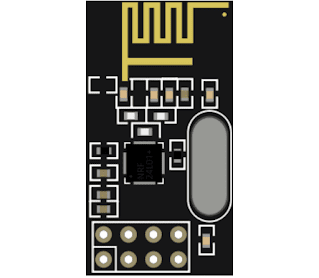 nRF24L01 Arduino, Cara Menggunakan Modul nRF24L01