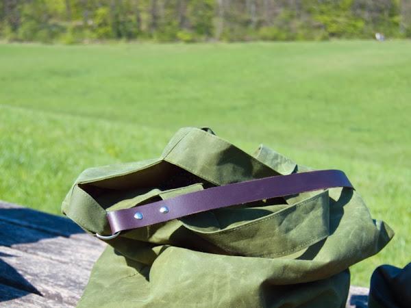 Von grünen Taschen, einem Ausflug in den Wienerwald und überhaupt