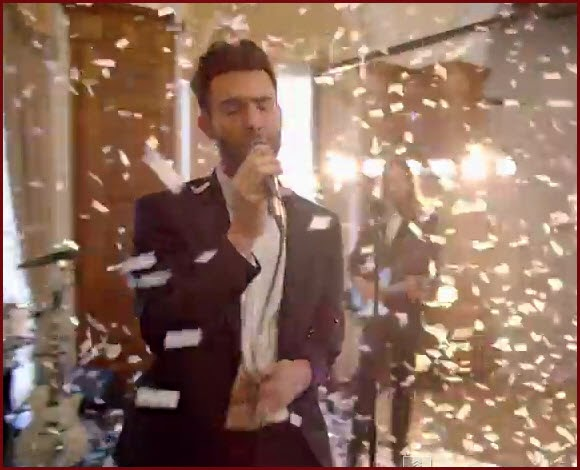 Watch: #AdamLevine And #Maroon5 Crash Real Weddings In