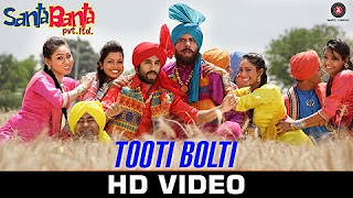 Tooti Bolti – Santa Banta Pvt Ltd _ Sonu Nigam, Mika & Dolly Sandhu _ Boman Irani & Vir Das