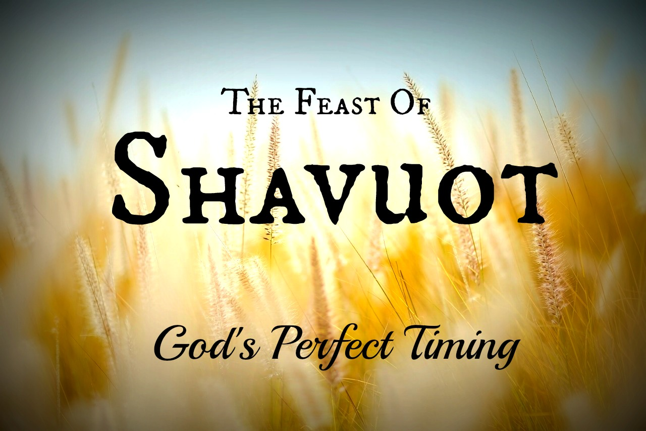 Tammy's Notes: Shavout - The Feast of Weeks – Pentecost