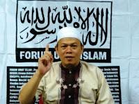 Isu Perselingkuhan Habib Rizieq, Ust al Khaththath: Hoax, Fitnah Keji untuk Jauhkan Umat dari Jalan Perjuangan!