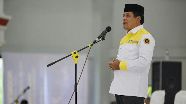NH-Aziz Menang, Tidak Lagi Ada Daerah Terisolir di Sulsel