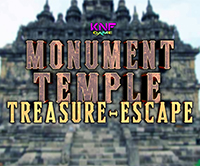 KNF Monument Temple Treasure Walkthrough