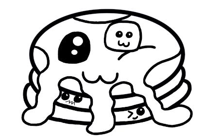 Dibujos De Animales Kawaii Para Colorear E Imprimir