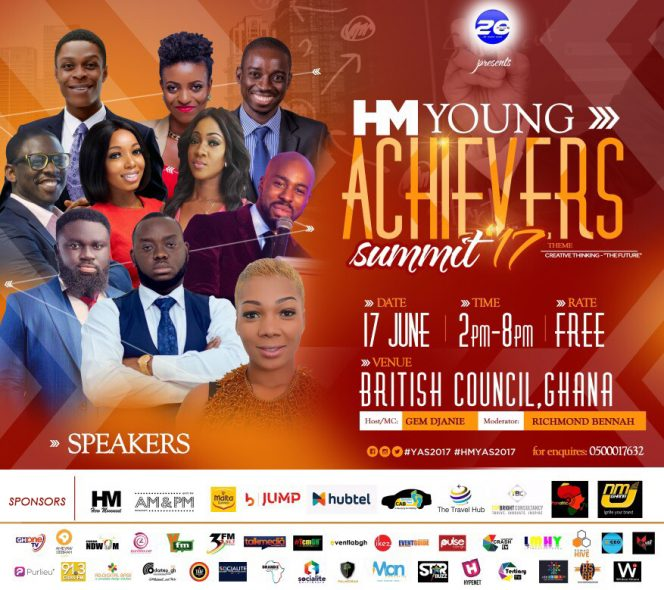 HM Young Achievers Summit 2017 Set For June 17