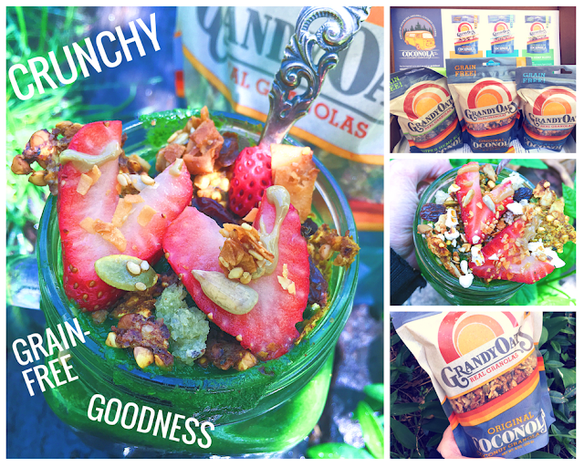 Gluten Free Monthly Favorites: The Best Paleo Granola, Spring Hikes and More!