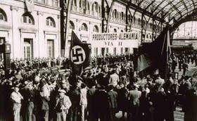 Trabajadores españoles para el III Reich