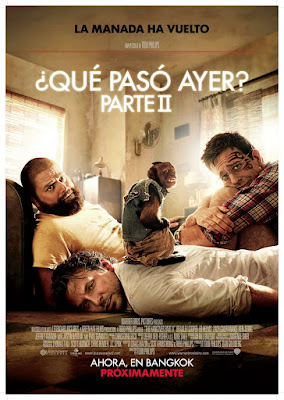 The Hangover Part II [Latino]