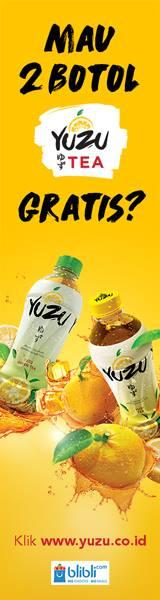 Tingginya Kandungan Viatamin C dari Buah Yuzu