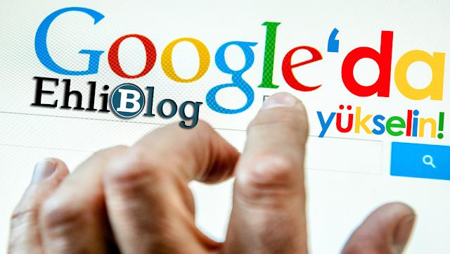 Google'da Yükselmek İçin Kendi Sitenizi Kullanın
