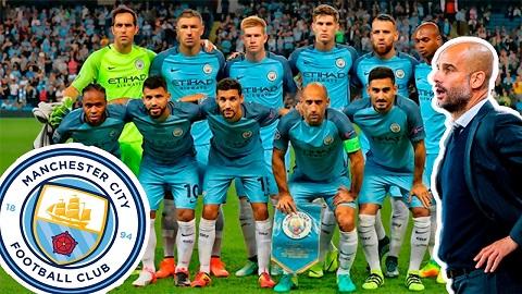 Man xanh về thứ 3 tại mùa giải 2016-2017