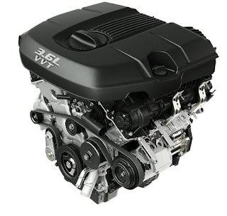 Dodge Durango Engine Specs