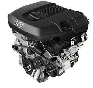 Dodge Durango Engine Specs