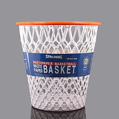 NBA Design Wastebasket