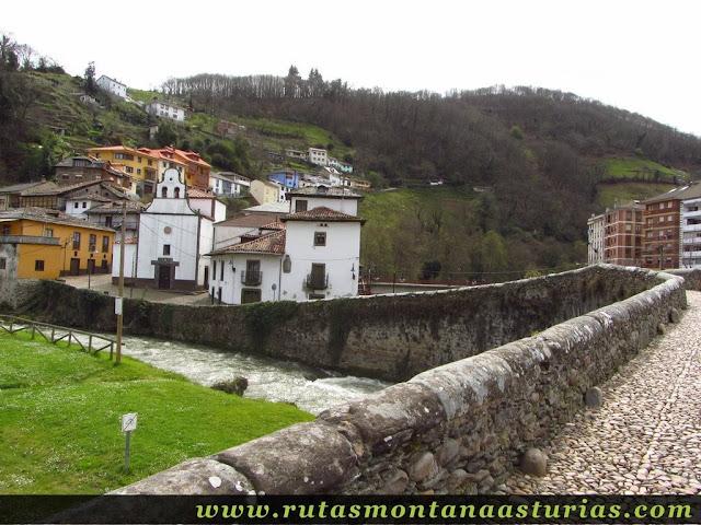 Puente Romano en Cangas del Narcea