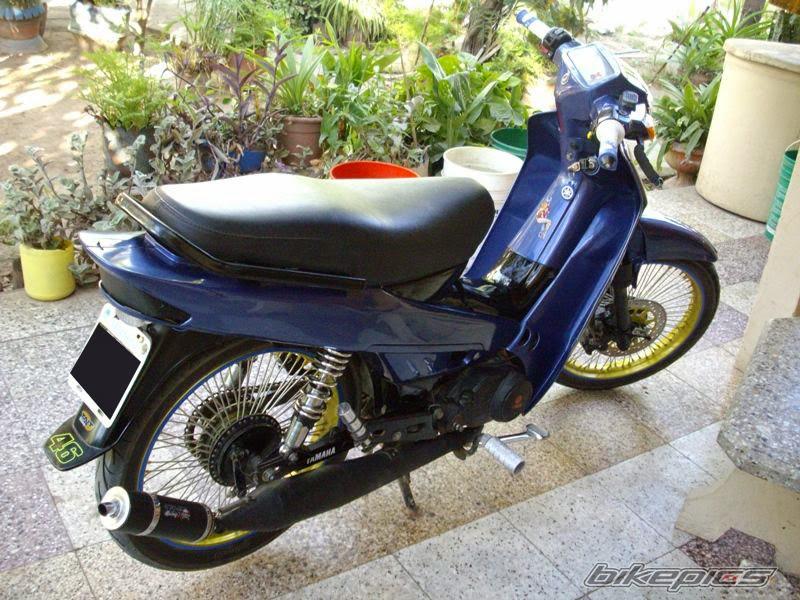 Kumpulan Foto Modifikasi Motor Yamaha Sigma