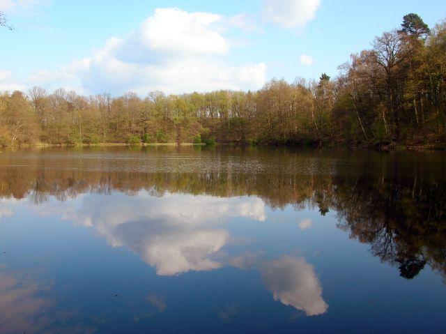 wędkowanie, jeziora polskie, Chwalim
