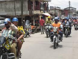 Okada rider