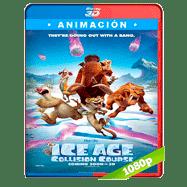 La era de hielo: Choque de mundos (2016) 3D Half OU 1080p Audio Dual Latino-Ingles
