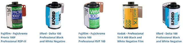 Contoh Negatif Film Yang Dijadikan Film Simulation pada Fuji X-T10