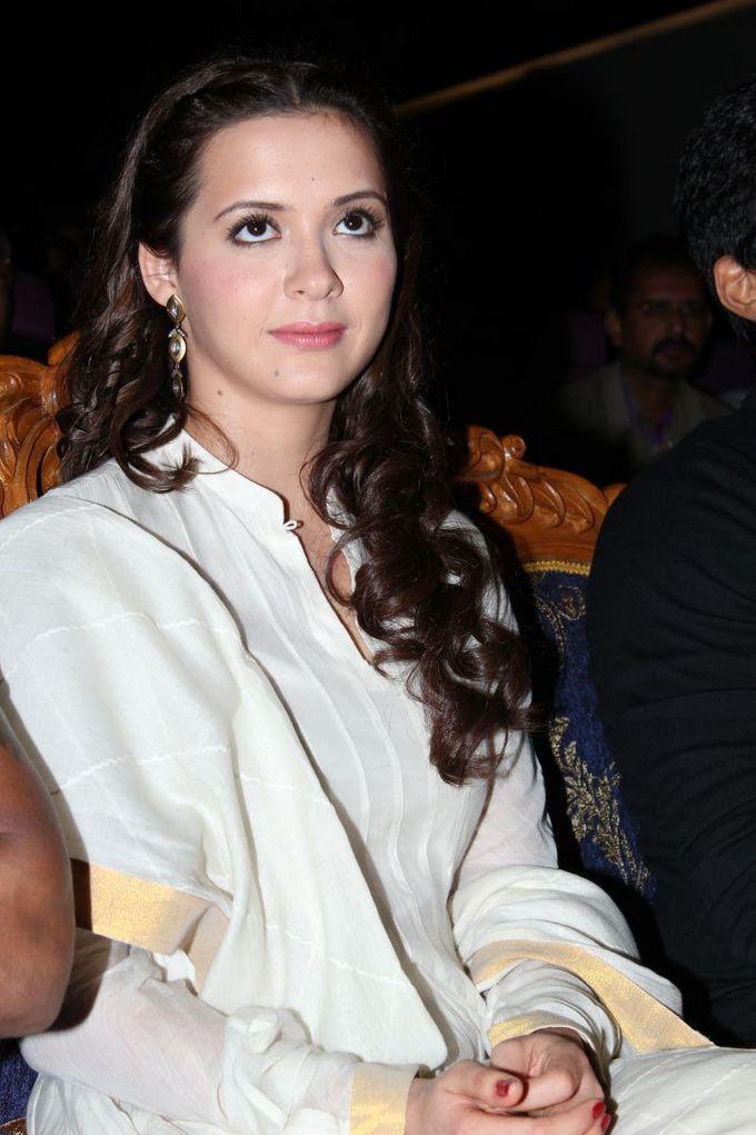 Isha Sharvani at David Movie Audio Launch Pictures