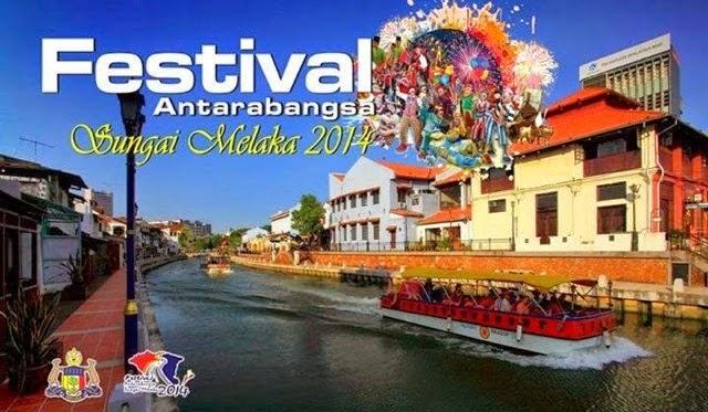 Festival Antarabangsa Sungai Melaka 2015