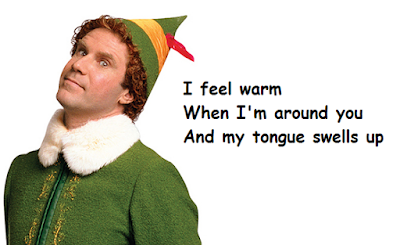 """Quotes From Elf: I Feel Warm"""