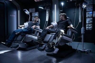 Steven Strait and Thomas Jane in The Expanse Season 2 (40)