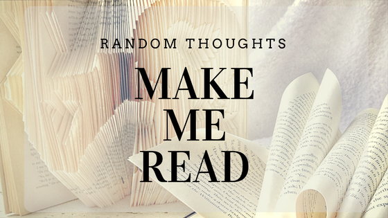 Make Me Read Read-a-Thon 2017 on Reading List