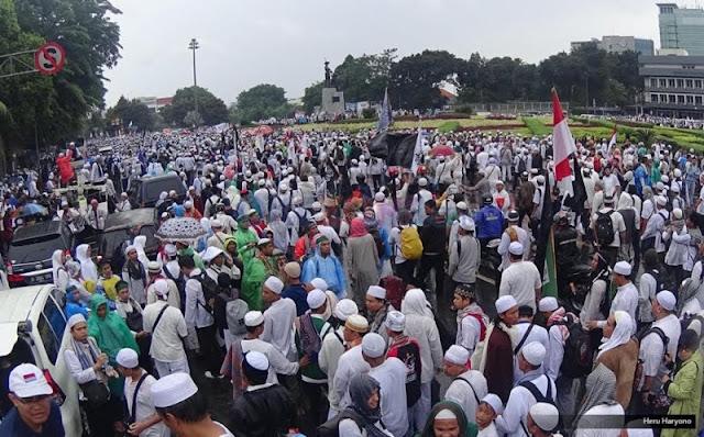 50 Ribu Massa Aksi 2610 Siap Kepung Gedung DPR RI, Tuntut Penolakan Perppu Ormas