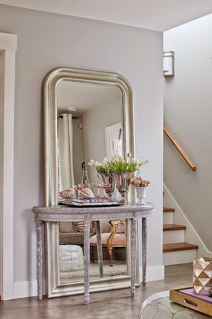 El blog de demarques espejos el complemento perfecto for Espejos grandes para recibidor