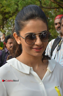Actress Rakul Preet Singh at Endometriosis Awareness Walk at Apollo Cradle  0006.jpg
