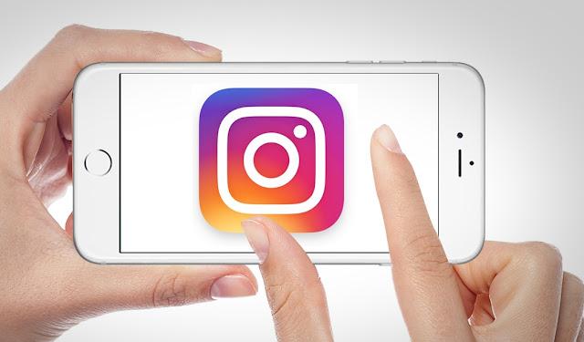 Cara Zoom di Instagram