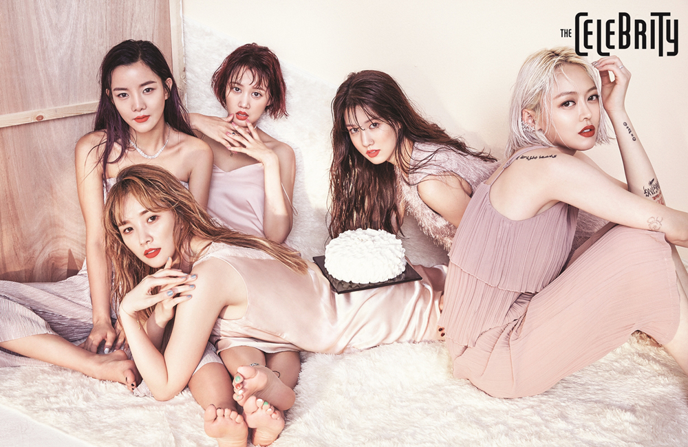Spica Korean Girl Group