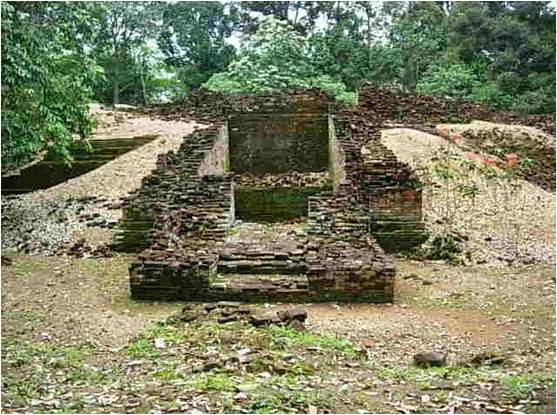 Candi Muaro Jambi - Candi Muara Jambi - Reruntuhan Situs