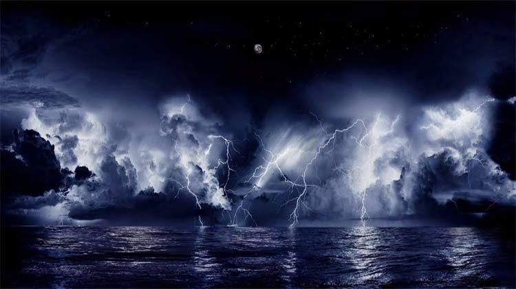 Lima Fenomena Alam Indah Menakjubkan Yang Menentang Hukum Alam!