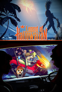 Legend of Hallowaiian Poster
