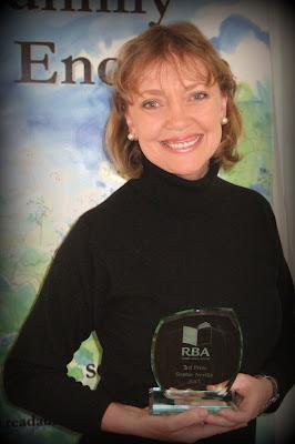 The International Rubery Book Award 2013 ~ Sophie Neville