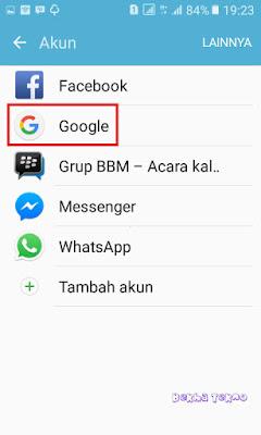 google kontak 2