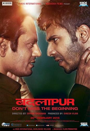 Badlapur (2015) Movie Poster