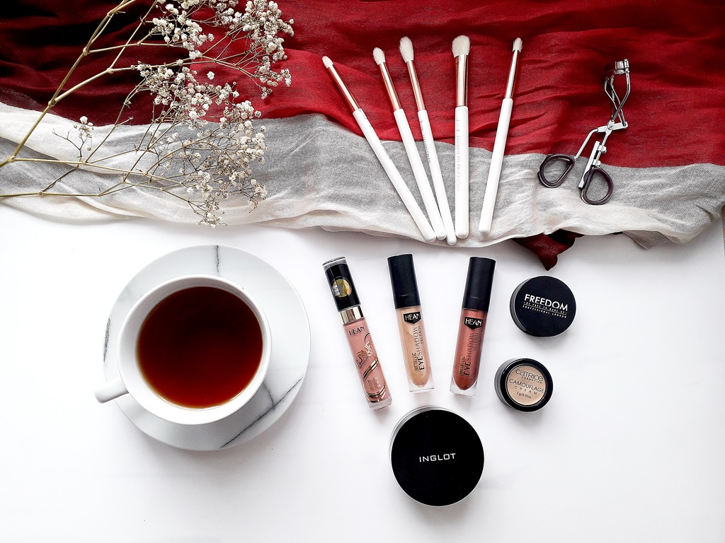 Kosmetyki tej polskiej marki totalnie mnie zaskoczyły - przegląd nowości od Hean Fabryka Kosmetyków