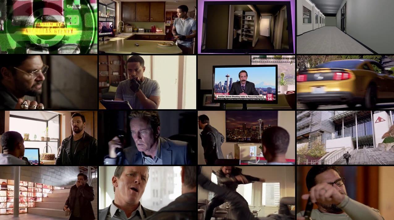 Beta Test 2016 DVDRip 440MB Screenshot