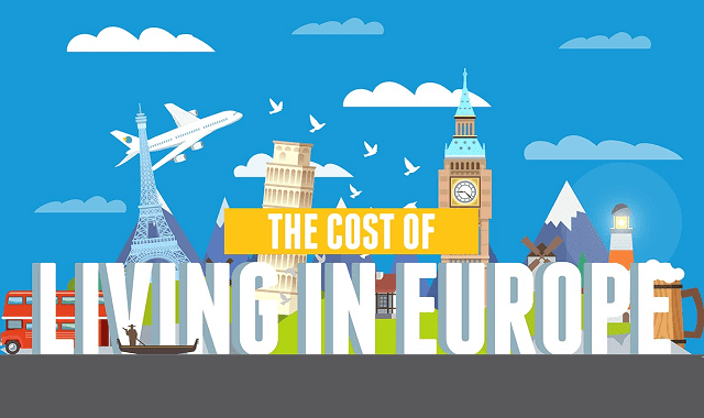 The Cost of Living In Europe