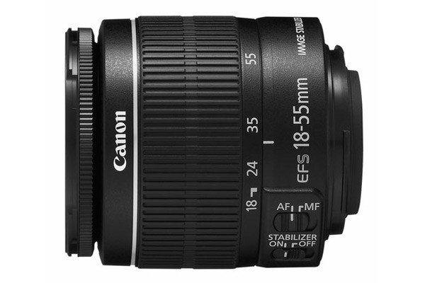 Canon EF-S18-55mm IS II lens
