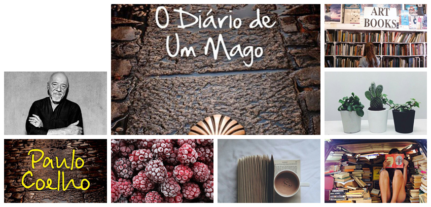 Diário de um Mago Paulo Coelho